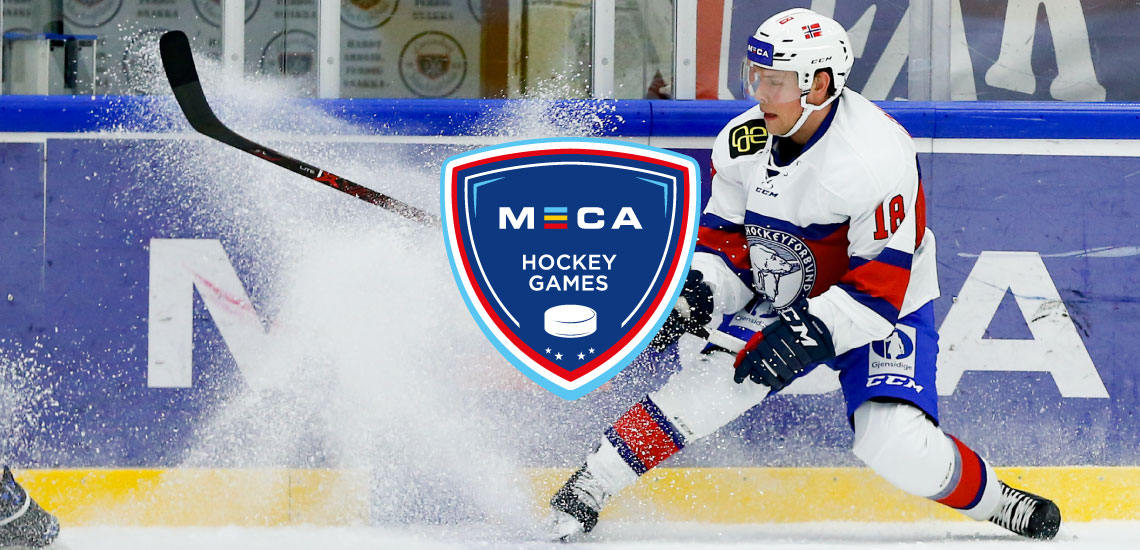 MECA Hockey Games